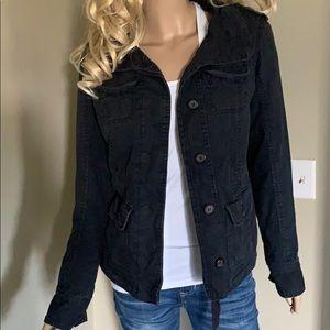 Women's Sherpa lined jacket